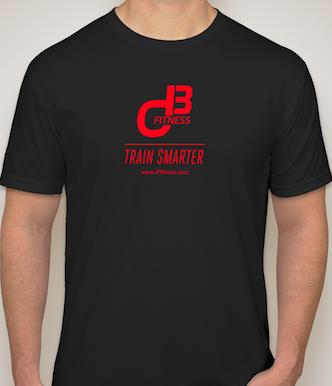 Shop D3 Fitness T-Shirts